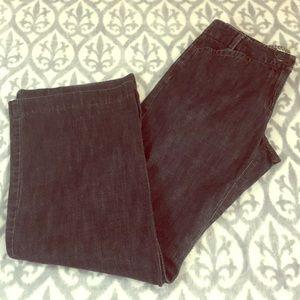Ann Taylor Loft Julie trouser jeans